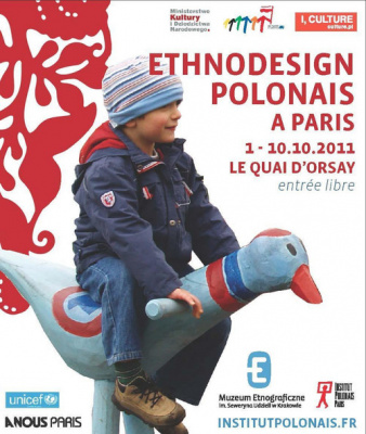 ethnodesign polonais à Paris