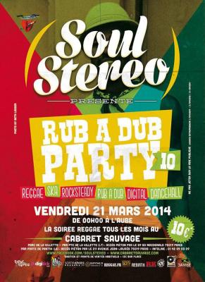 Soul Stereo - Rub A Dub Party #10