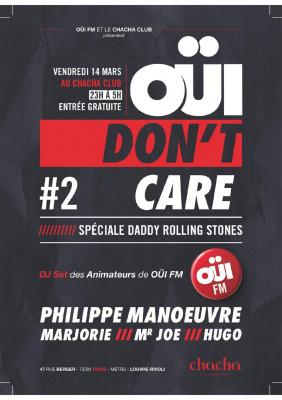 OÜI Don't Care