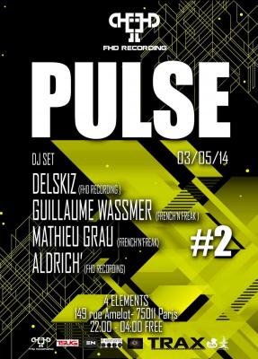 PULSE #2 @ 4 Elements