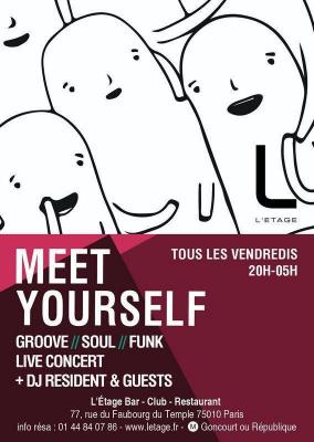MEET YOURSELF #17