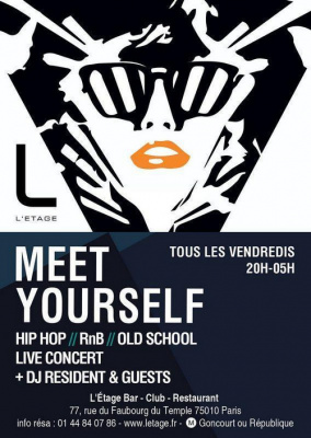 MEET YOURSELF #18