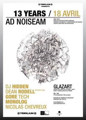 Ad Noiseam 13 Years