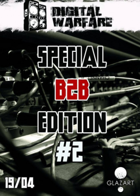 Digital Warfare B2B Edition #2