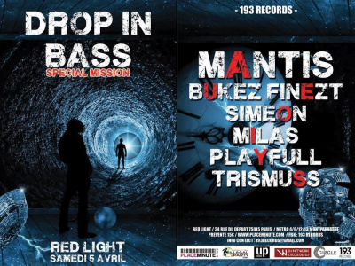 Drop in Bass Special Mission #2