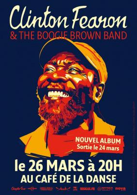 Clinton Fearon & The Boogie Brown Band