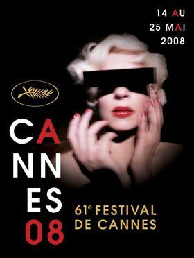 Affiche Cannes 2008