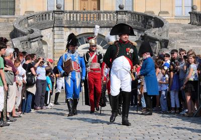 Bicentenaire des Adieux de Napoléon
