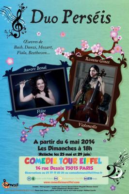 Concert du Duo Perséis