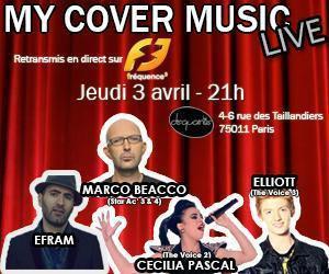 Concert gratuit Mycovermusic live