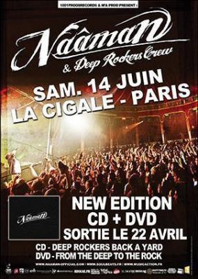 Naâman à Paris !