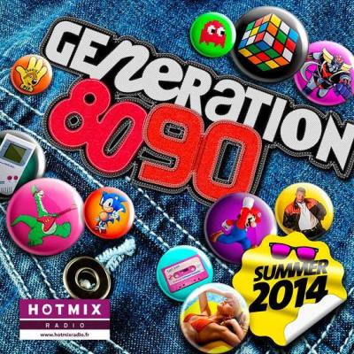 Génération 80-90 retourne le Bataclan (été 2014)
