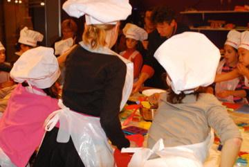 Salon Cuisinez pour les enfants