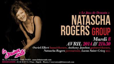 « Le Jazz De Demain » NATASCHA ROGERS GROUP