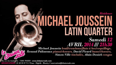 MICHAEL JOUSSEIN LATIN QUARTER - Résidence