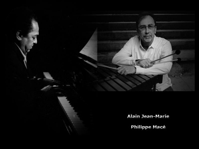 Concert jazz : Alain Jean-Marie/Philippe Macé duo
