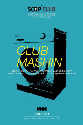 CLUB MASHIN with SISKID