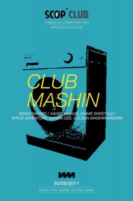 CLUB MASHIN with SISKID