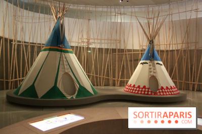 Exposition Indiens des Plaines Musée Quai Branly