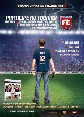 Tournoi EA SPORTS FC, le championnat officiel FIFA 12