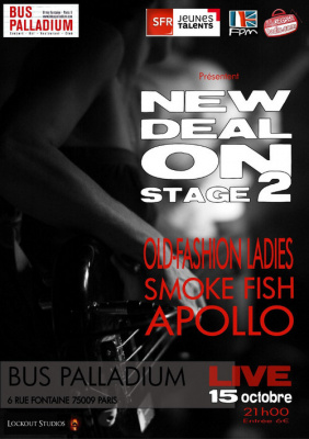 New Deal On Stage