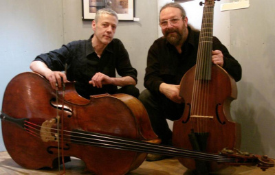Concert baroque : duo Elfenbein / Viret