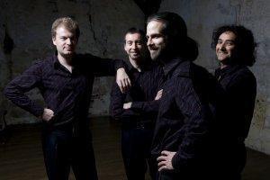 le Quatuor Caliente