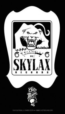 Chez moune with skylax all night long