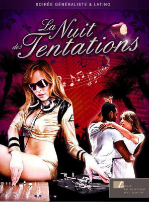 la nuits des tentations