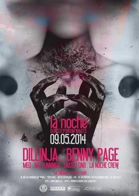 La Noche (Dubstep/D&B) DILLINJA - BENNY PAGE & MORE