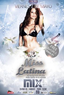 MISS LATINA - Entrée gratuite