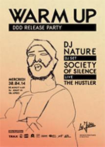 Warm up DDD release party #1