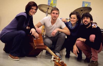 Concert jazz : Nefertiti quartet