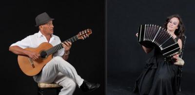 NINON VALDER & NICOLAS BRIZUELA « COLACHO » Duo
