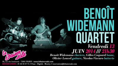 Benoit WIDEMANN Quartet