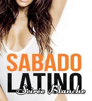 Sabado Latino : soirée blanche