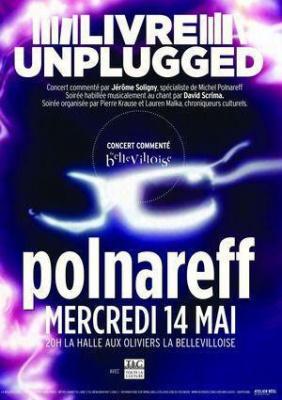 Concert commenté autour de Michel Polnareff