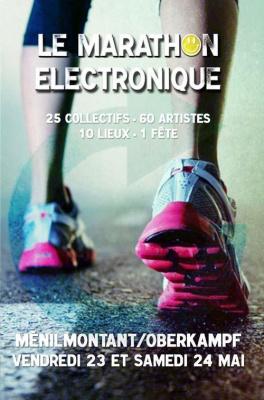 Le Marathon Electronique 2014