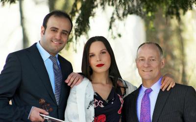 Concert classique Trio Soham