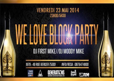 We Love Block Party