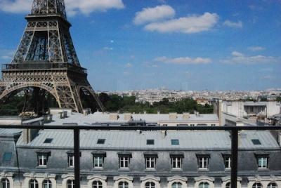 L'hôtel Pullmann Tour Eiffel, tout nouveau, tout beau