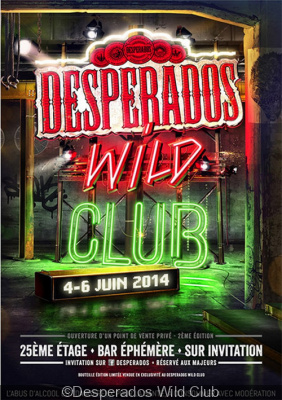 Le Desperados Wild Club