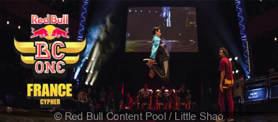 Red Bull Content Pool / Little Shao