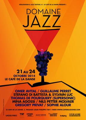 Festival Domaine Jazz au Café de la Danse