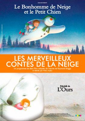 Les merveilleux contes de la neige :