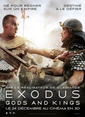 Exodus, Gods and Kings : critique et bande-annonce
