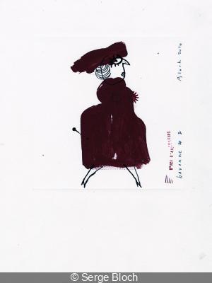 Serge Bloch au Square des artistes : une expo pour les petits et les grands