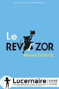 Le Revizor de Gogol au Lucernaire : notre critique