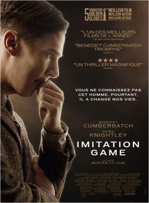Imitation Game : critique et bande-annonce
