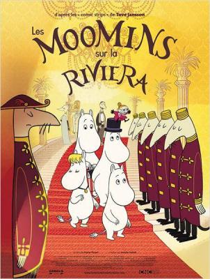 Les Moomins sur la Riviera : critique et bande-annonce